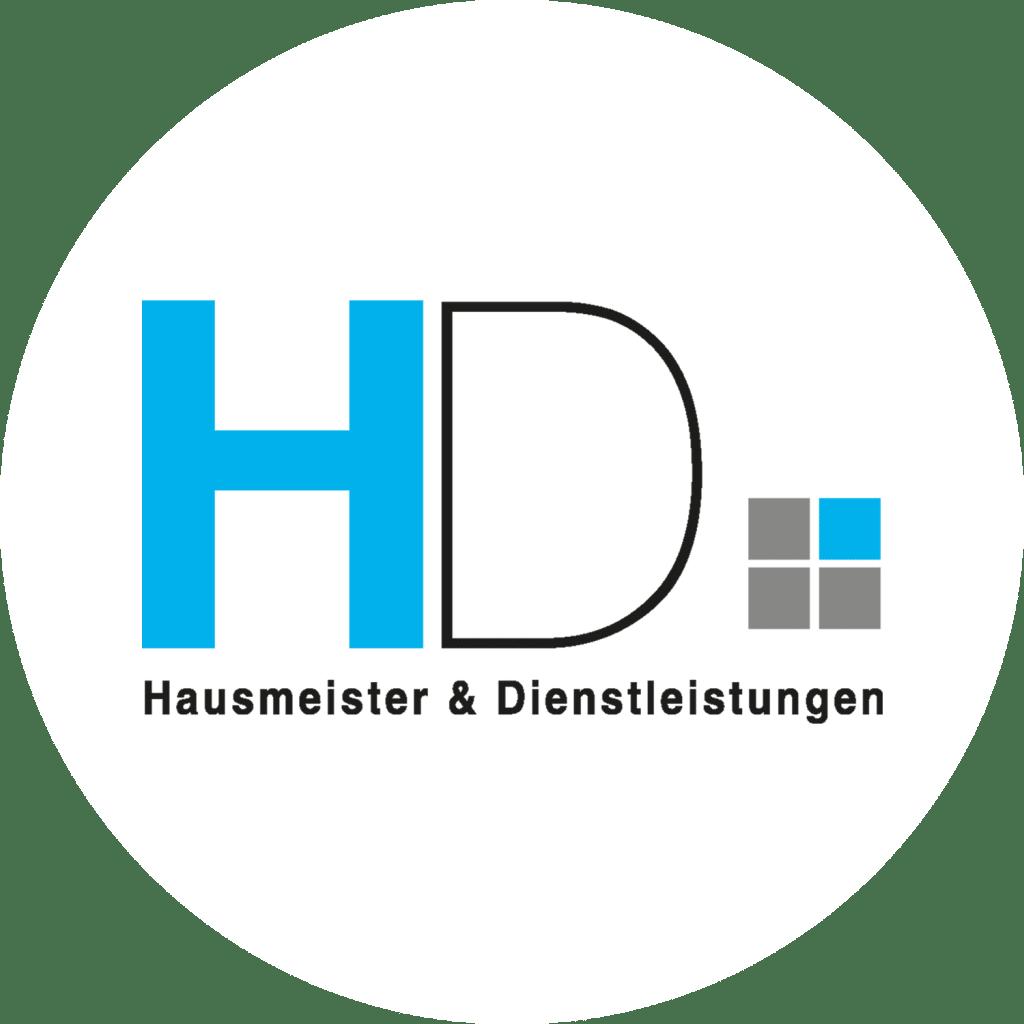 Logo rund: Hausmeister Dienstleistungen Korb